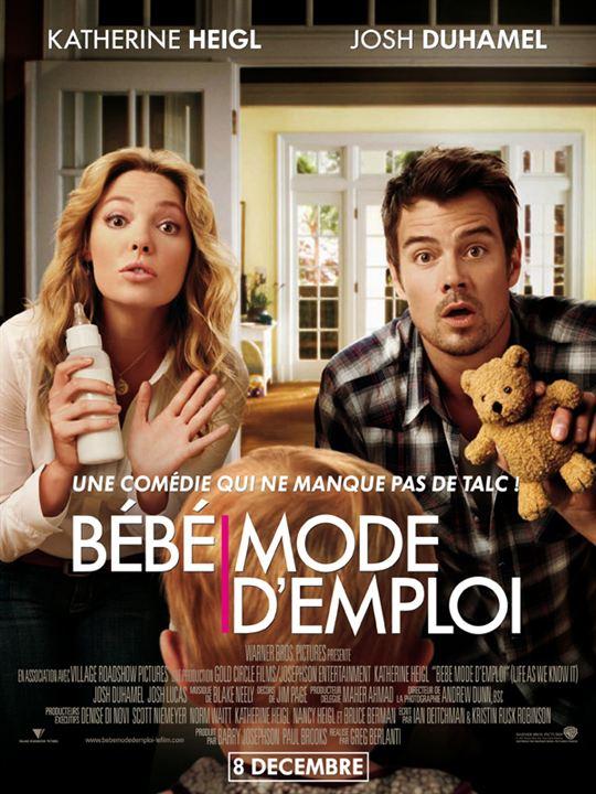 Affiche du film b b mode d 39 emploi affiche 1 sur 1 allocin - Galerie mode d emploi ...