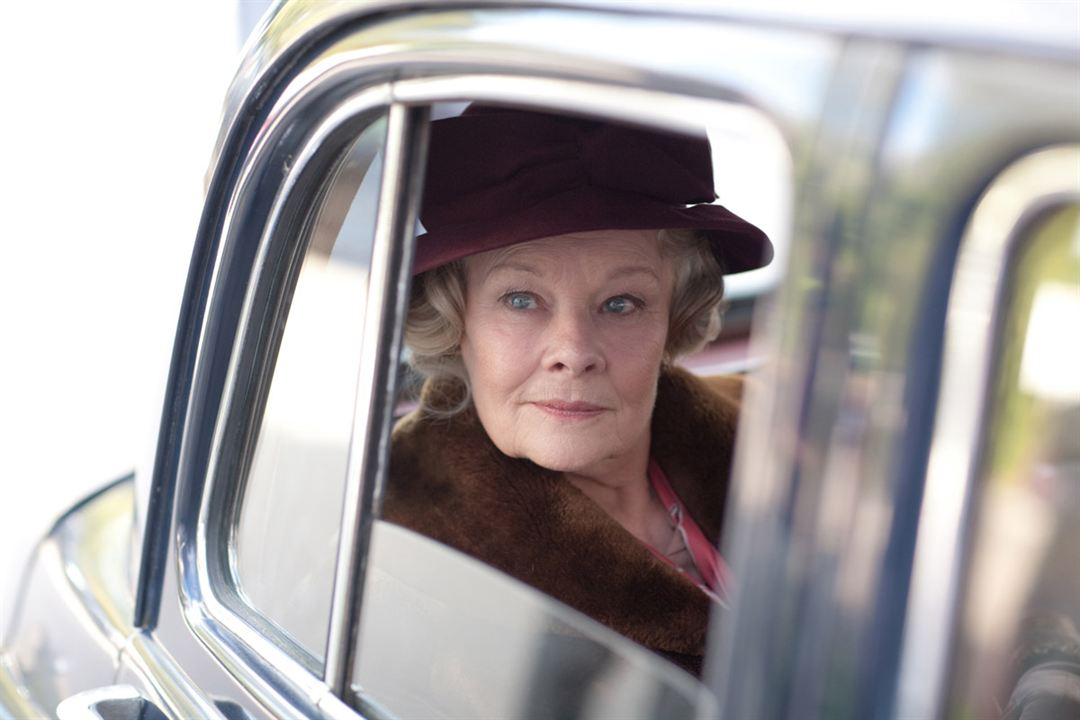 My Week with Marilyn : Photo Judi Dench, Simon Curtis