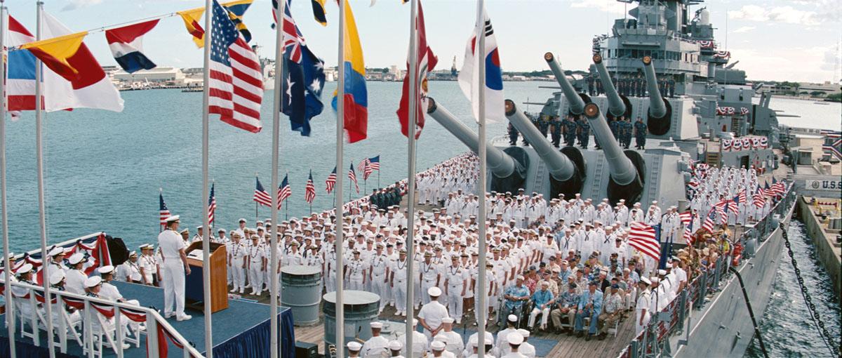 Battleship : Photo