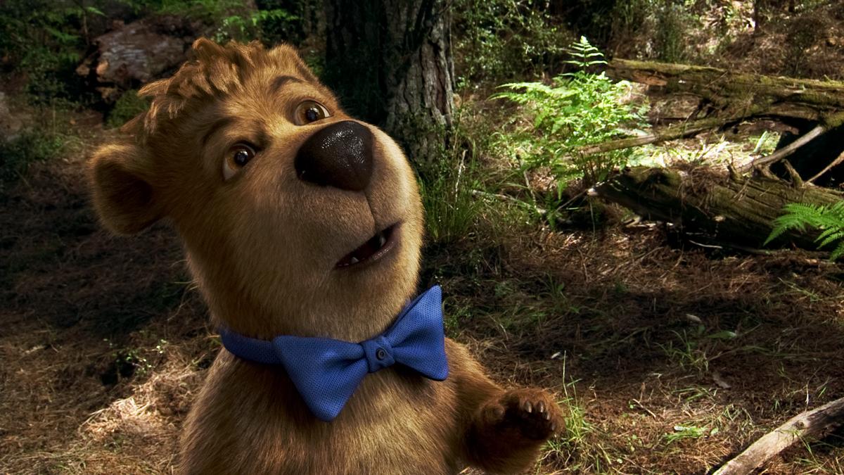 Yogi l'ours : Photo Eric Brevig