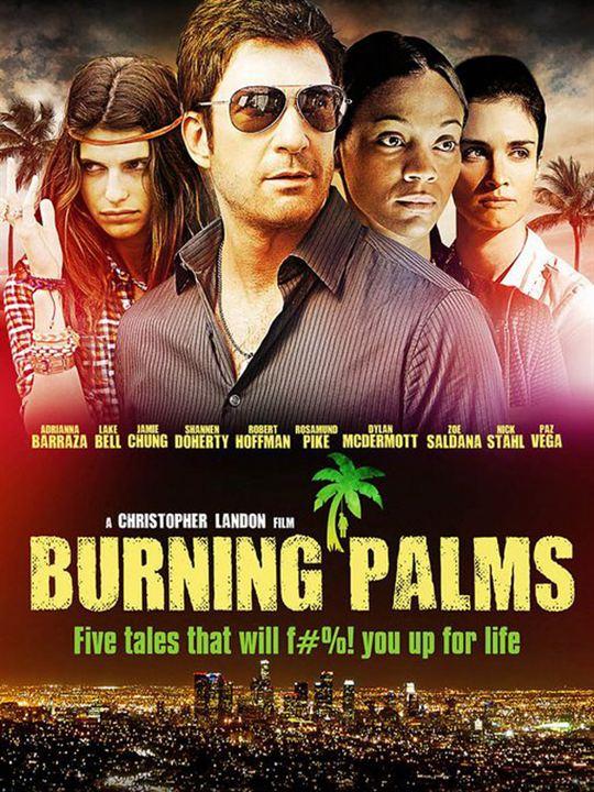 Burning Palms : Affiche