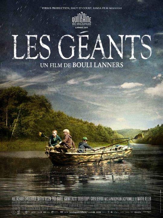 Les Géants : Affiche