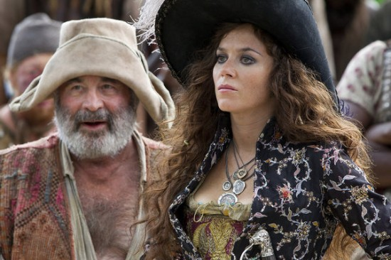 Neverland : Photo Anna Friel, Bob Hoskins