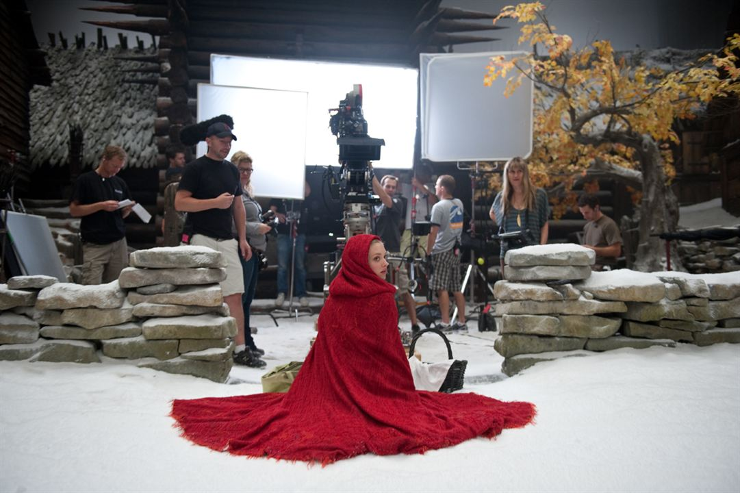 Le Chaperon Rouge : Photo Amanda Seyfried, Catherine Hardwicke