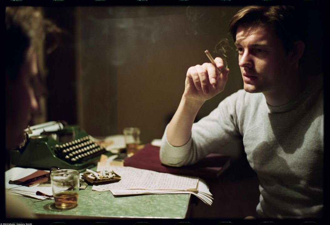 Sur la route : Photo Sam Riley, Walter Salles
