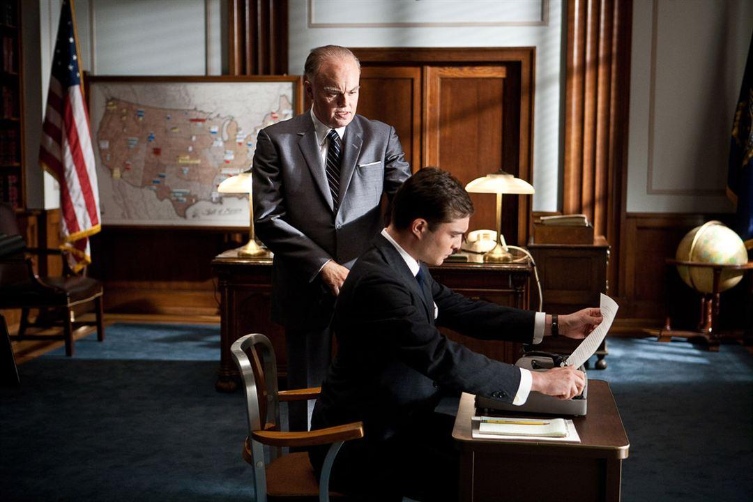 J. Edgar : Photo Ed Westwick, Leonardo DiCaprio