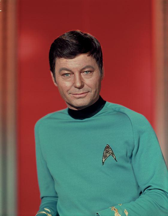 Star Trek : Photo DeForest Kelley