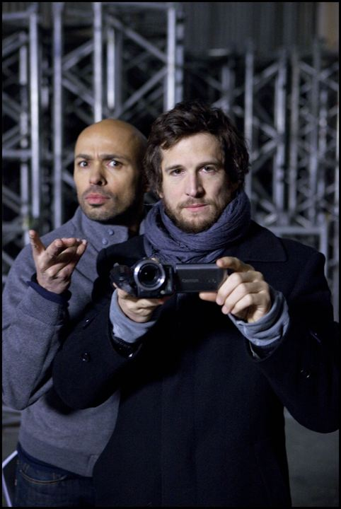Platane : Photo Eric Judor, Guillaume Canet