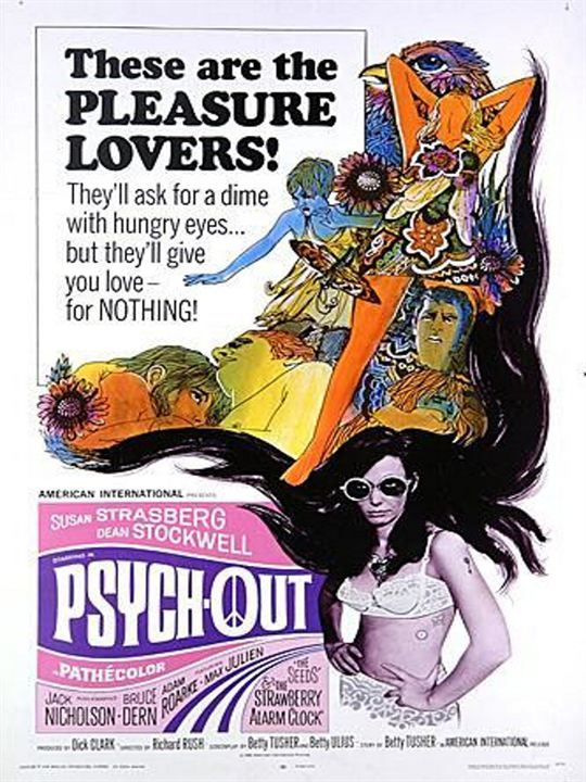 Psych-Out : Affiche