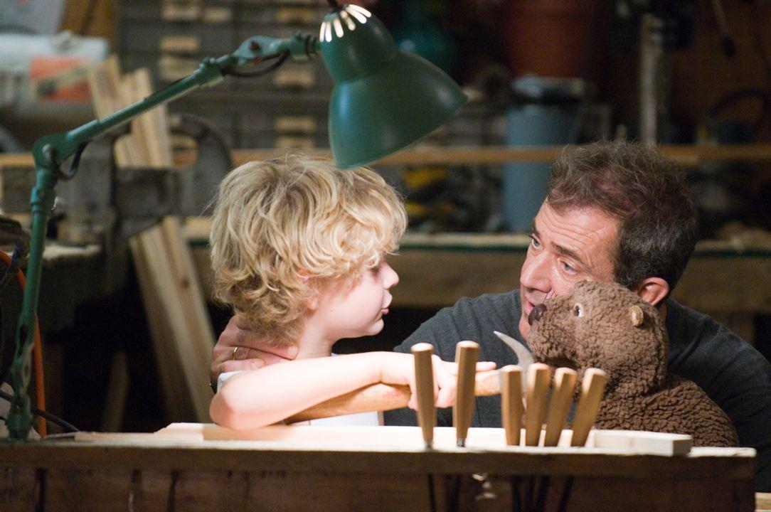 Le Complexe du Castor : Photo Mel Gibson, Riley Thomas Stewart