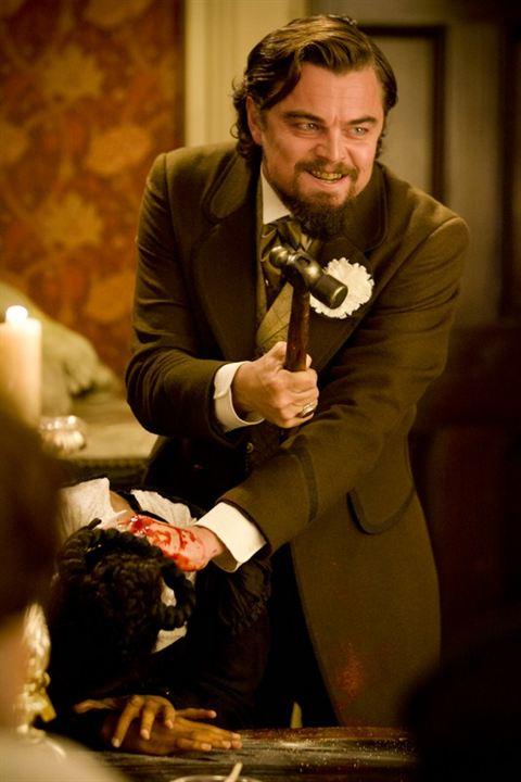 Django Unchained : Photo Leonardo DiCaprio