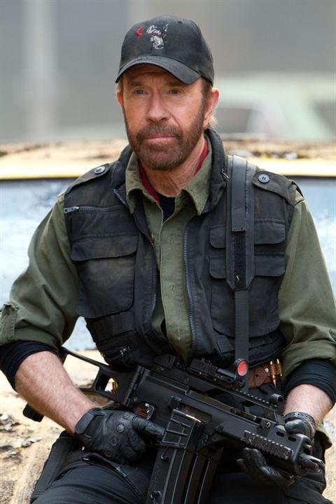 Expendables 2: unité spéciale : Photo Chuck Norris