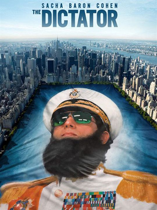 The Dictator : affiche