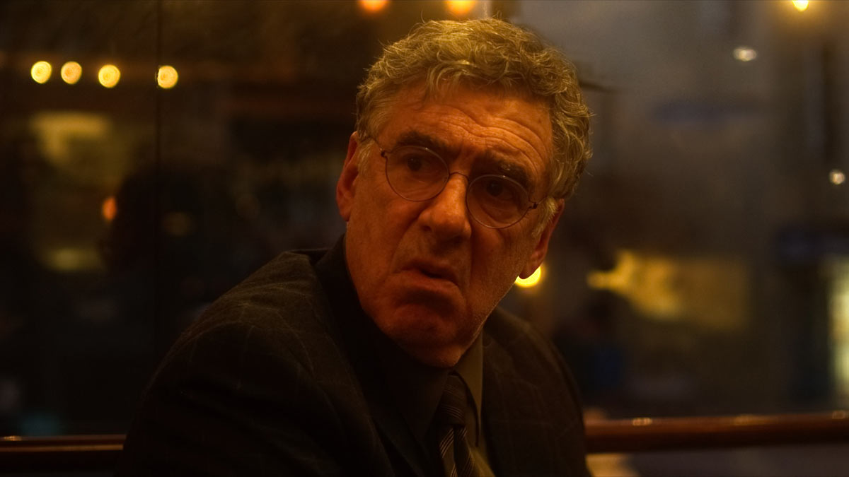 Contagion : Photo Elliott Gould