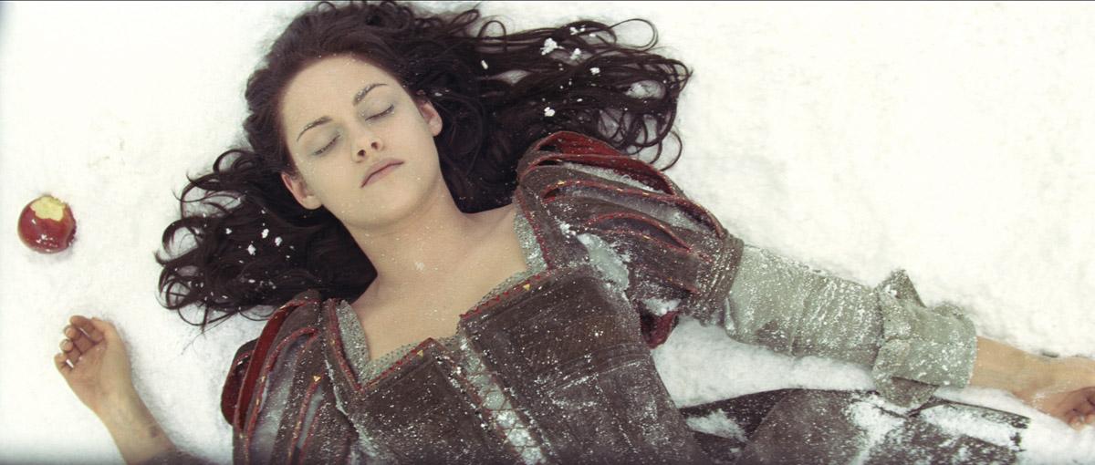 Blanche-Neige et le chasseur : photo Kristen Stewart