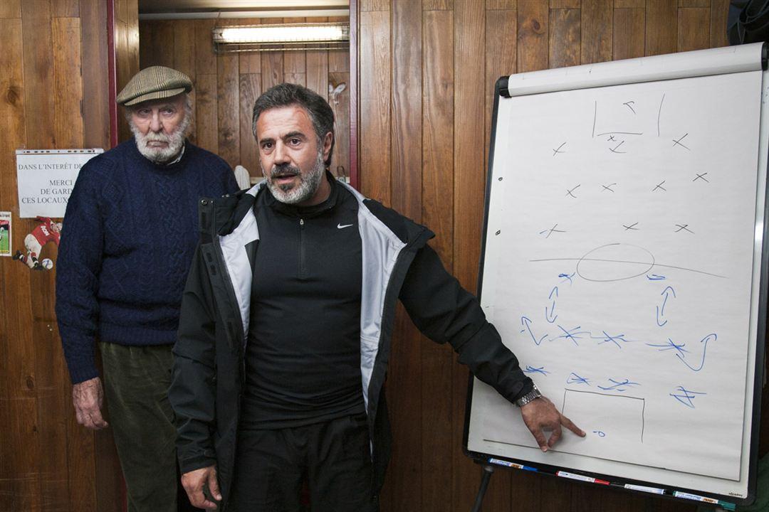 Les Seigneurs : Photo Jean-Pierre Marielle, José Garcia