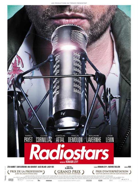 Radiostars : Affiche