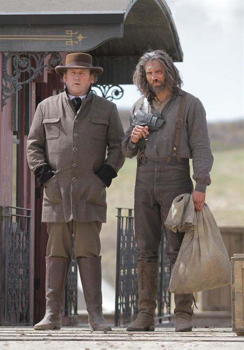 Photo Anson Mount, Colm Meaney