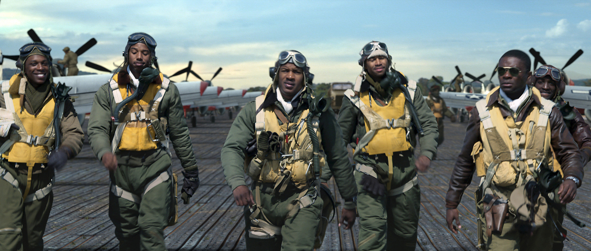 Red Tails : Photo