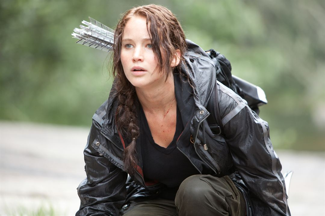Hunger Games : Photo Jennifer Lawrence