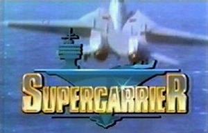 Super Porte-Avions : Affiche