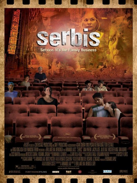 Serbis (Service) : Affiche