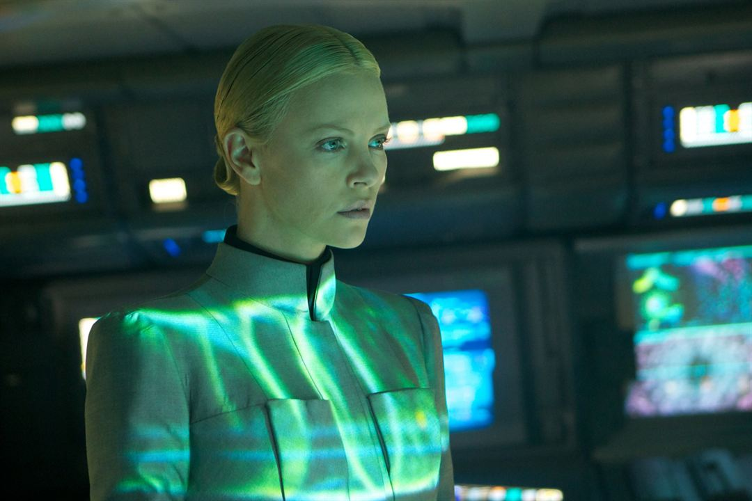 Prometheus : Photo Charlize Theron