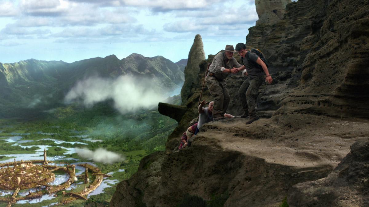 voyage 2 le film de l'île mystérieuse 3gp télécharger