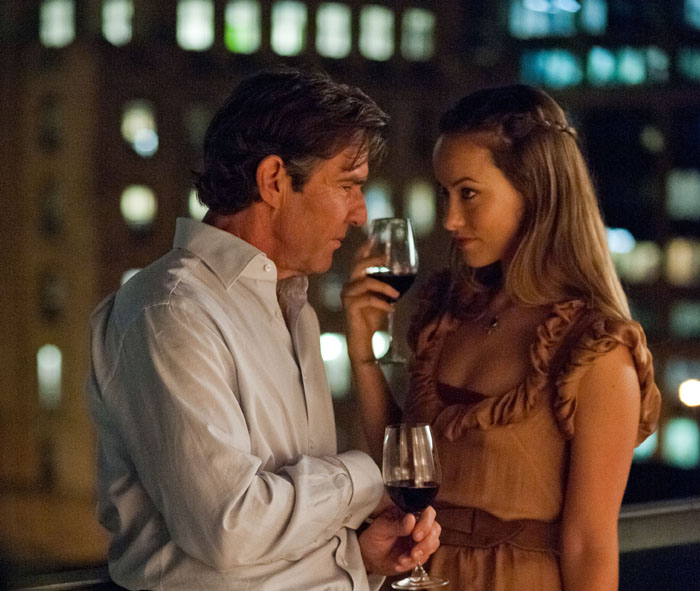 The Words : Photo Dennis Quaid, Olivia Wilde