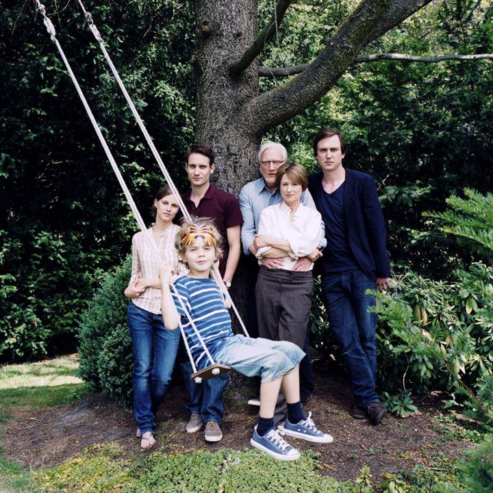 Un Week-end en famille : Photo Corinna Harfouch, Egon Merten, Ernst Stötzner, Lars Eidinger, Picco von Groote