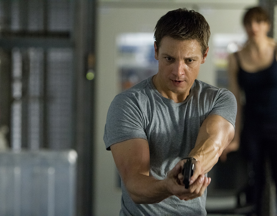 Jason Bourne : l'héritage : Photo Jeremy Renner