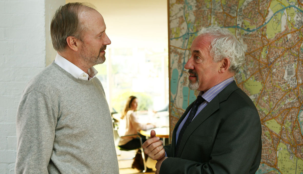 3 fois 20 ans : Photo Simon Callow, William Hurt