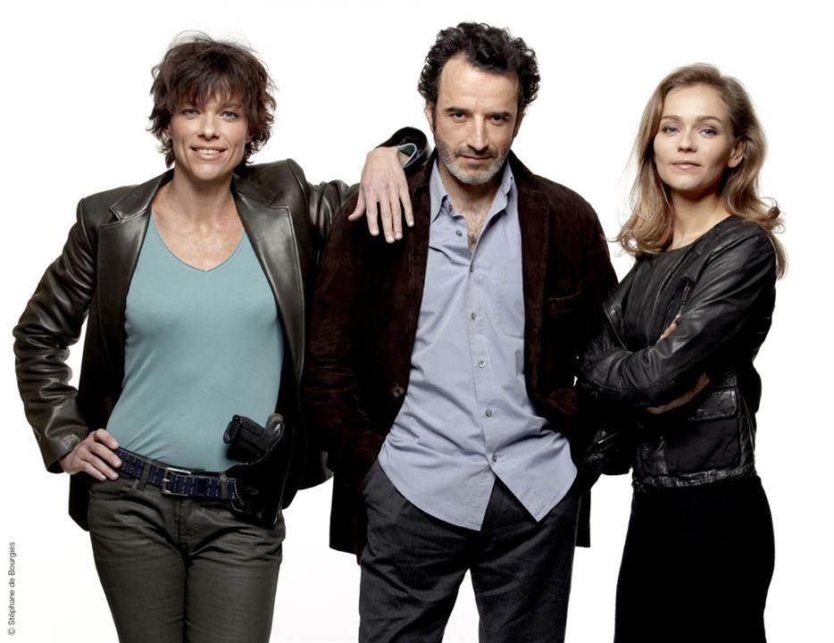 Photo Anne Le Nen, Bruno Todeschini, Claire Borotra