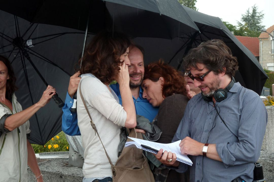 Adieu Berthe ou l'enterrement de mémé : Photo Bruno Podalydès, Denis Podalydès, Noémie Lvovsky, Valérie Lemercier