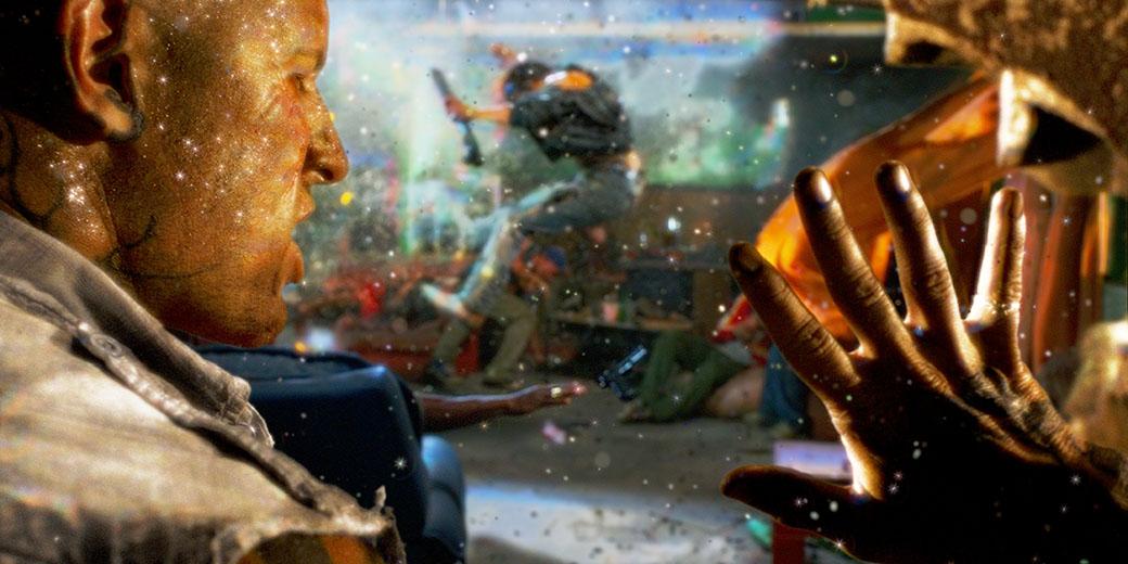 Dredd : Photo Pete Travis