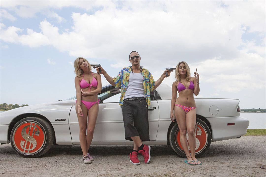 Spring Breakers : Photo Ashley Benson, James Franco, Vanessa Hudgens