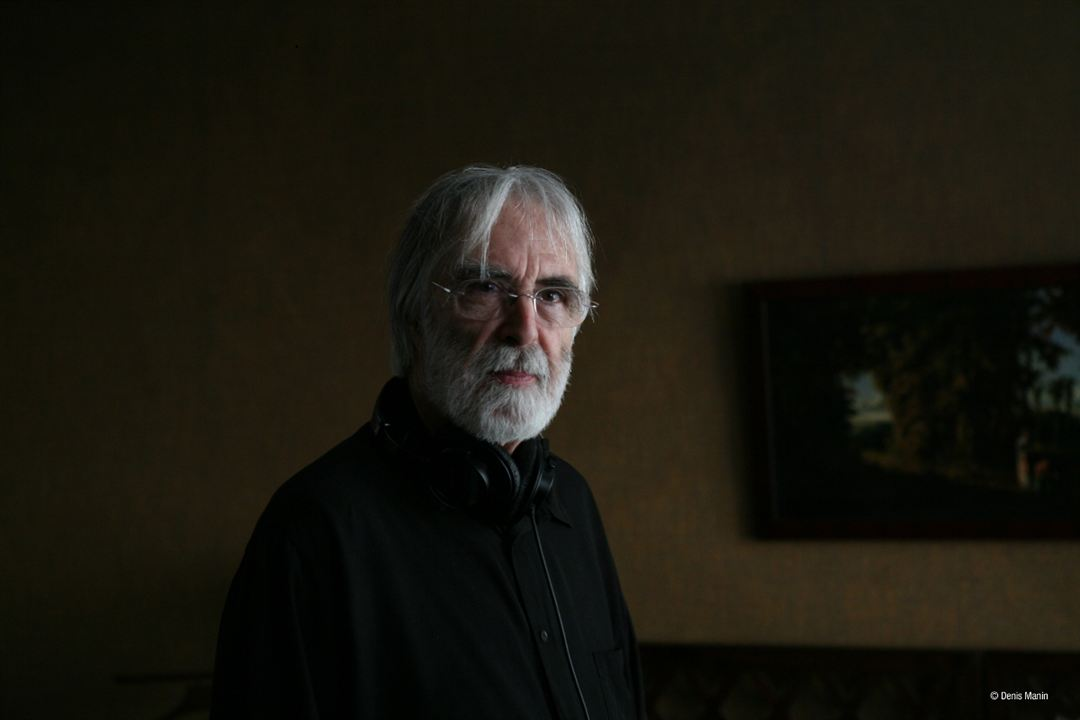 Amour : Photo Michael Haneke