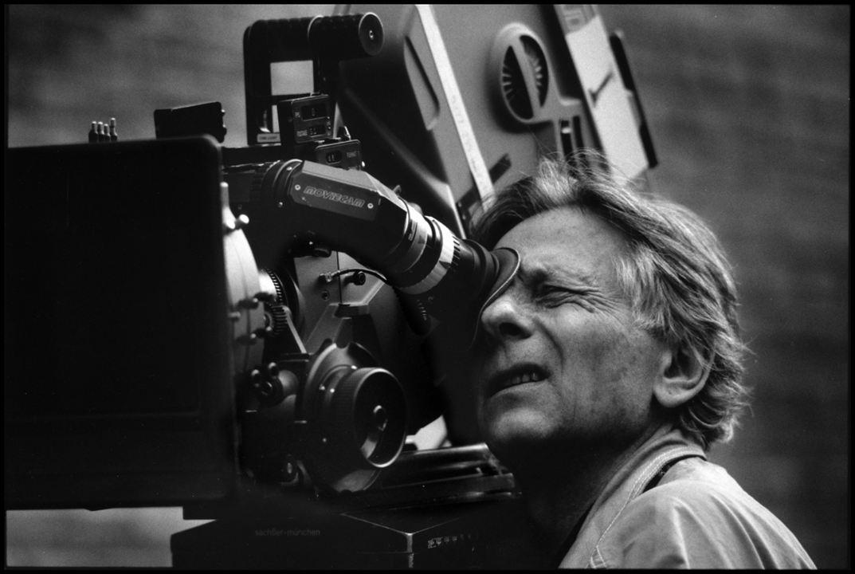 Roman Polanski: A Film Memoir : Photo Roman Polanski