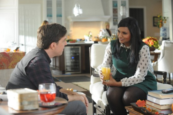 Photo Ed Helms, Mindy Kaling