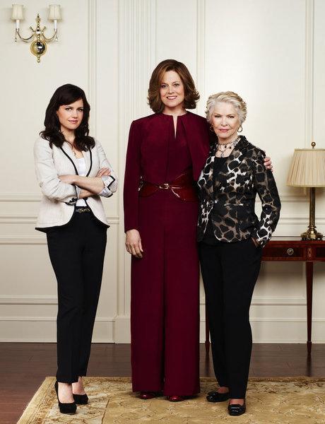 Photo Carla Gugino, Ellen Burstyn, Sigourney Weaver