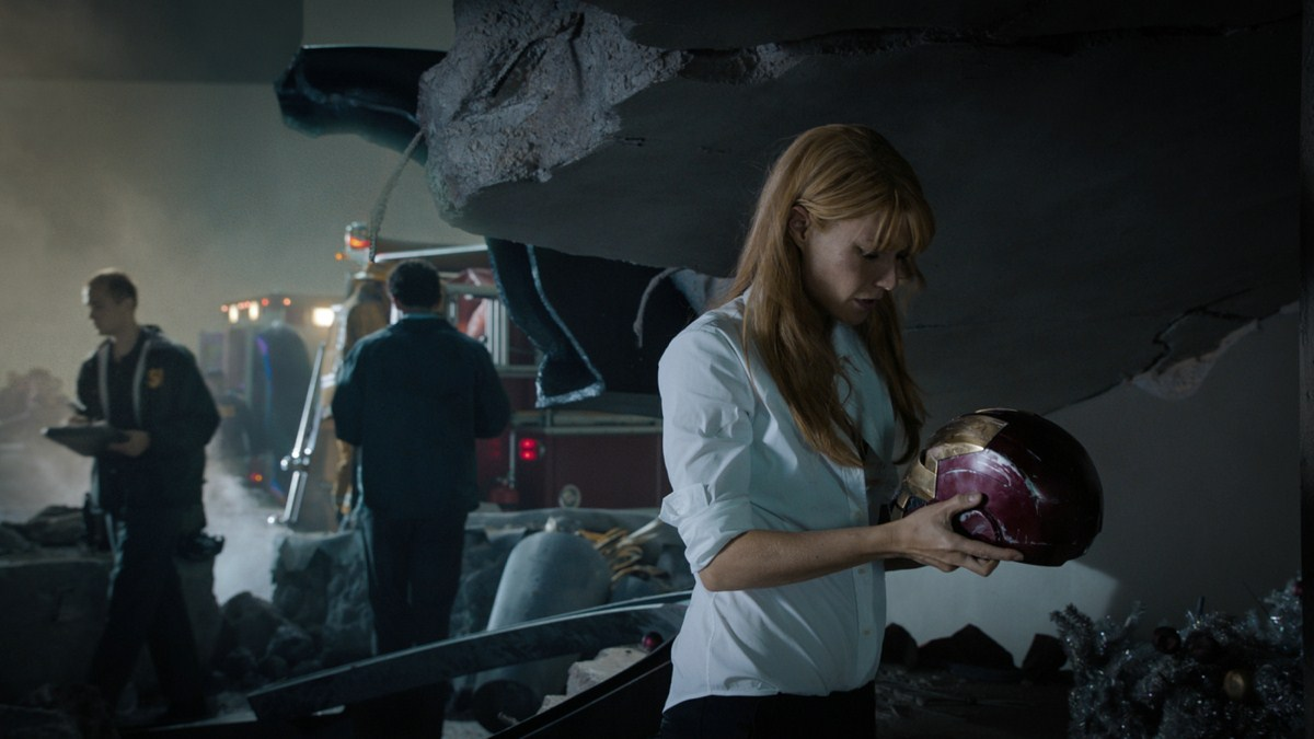 Iron Man 3 : Photo Gwyneth Paltrow
