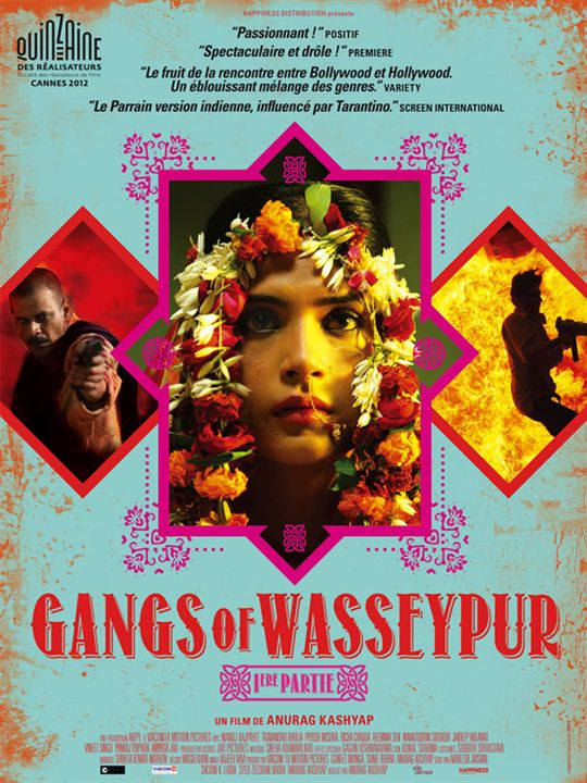 Gangs of Wasseypur - Part 1 : Affiche
