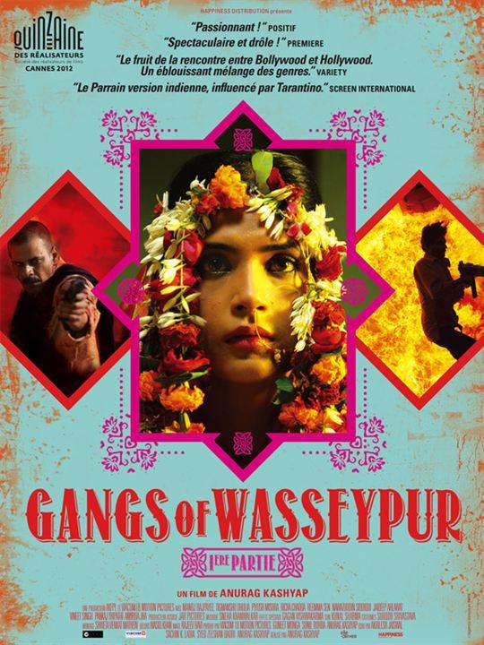 Gangs of Wasseypur - Part 1 : Affiche