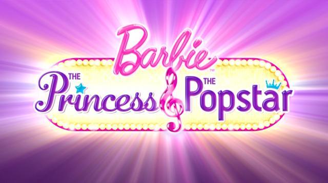 Photo du film barbie la princesse et la popstar photo 1 sur 2 allocin - Barbie la princesse et la pop star ...
