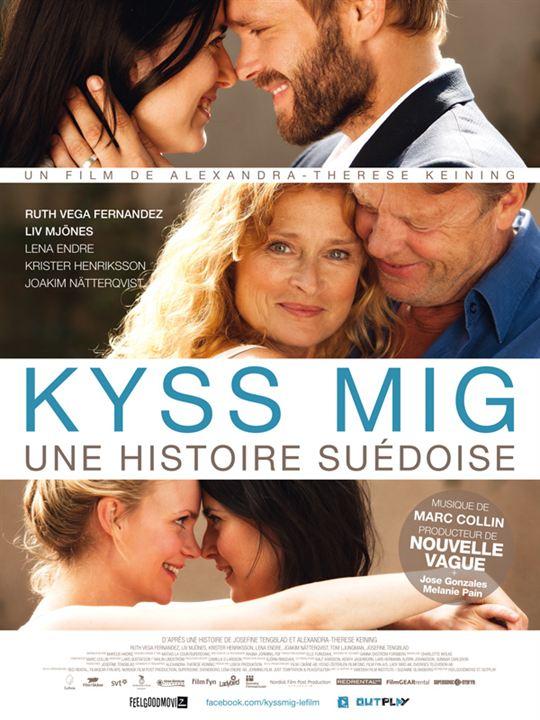 Kyss Mig - Une histoire suédoise : affiche