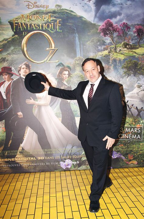 Le Monde fantastique d'Oz : Photo promotionnelle Sam Raimi