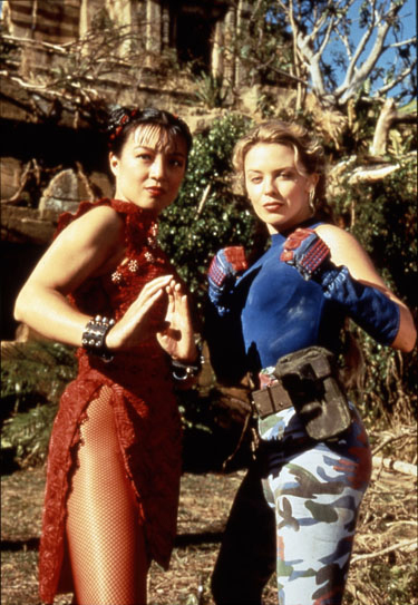Street Fighter - L'ultime combat : Photo Kylie Minogue, Ming-Na Wen, Steven E. De Souza