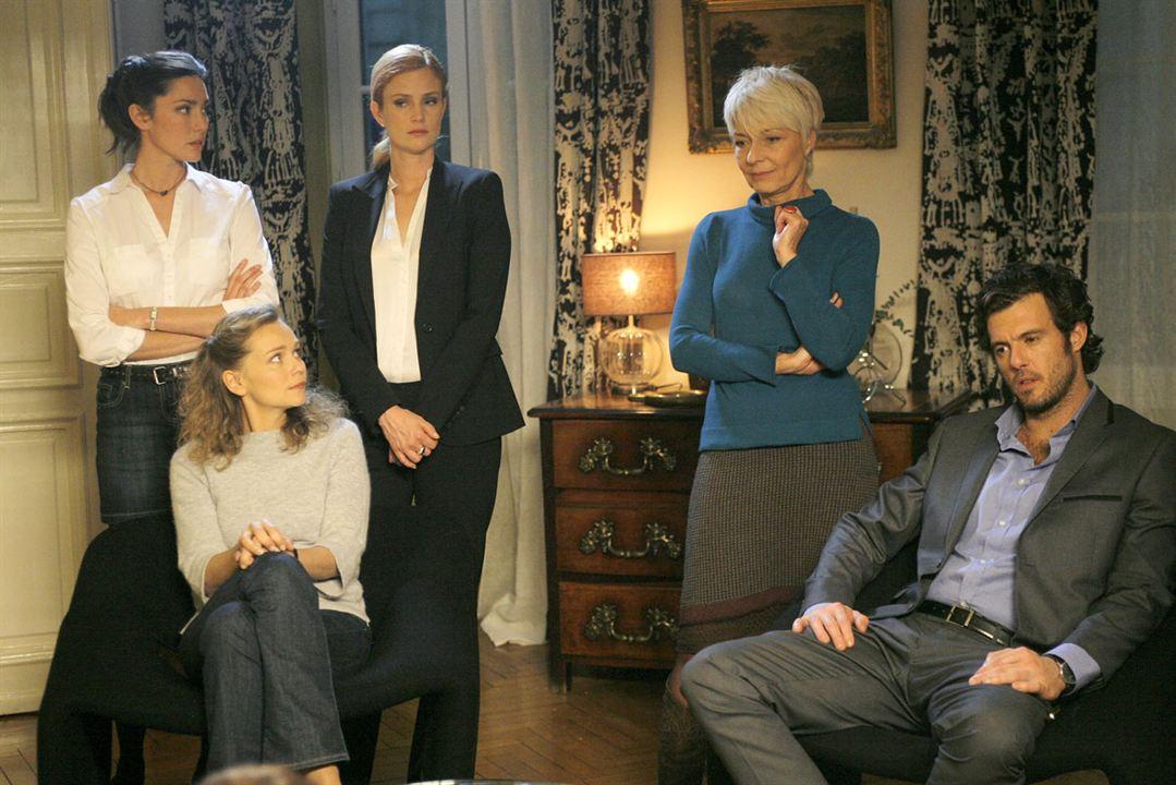 Photo Catherine Demaiffe, Claire Borotra, Frédérique Tirmont, Lannick Gautry, Léa Bosco