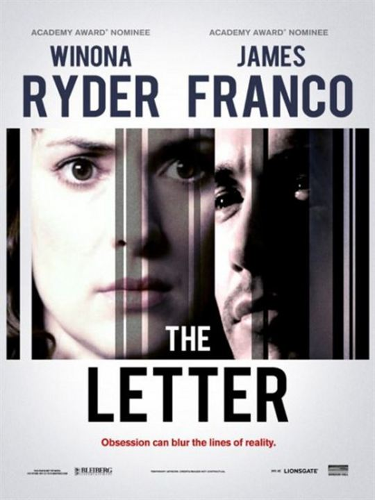 The Letter : Affiche