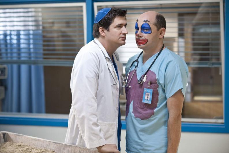 Childrens Hospital : Photo Ken Marino, Rob Corddry
